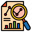 analytics, business, chart, graph, research