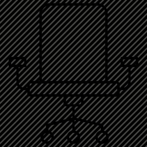 chair, job, vacancy icon