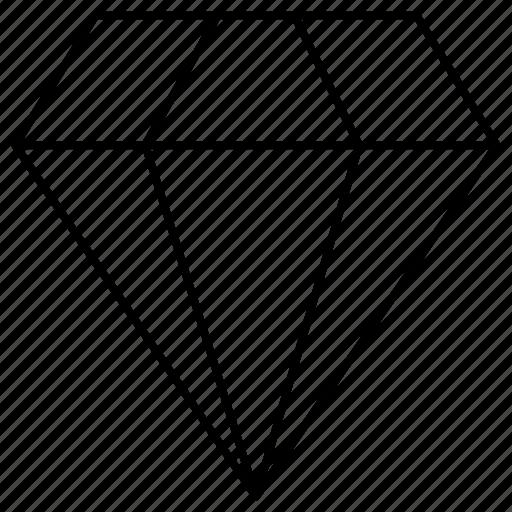 diamond, ruby, startup icon