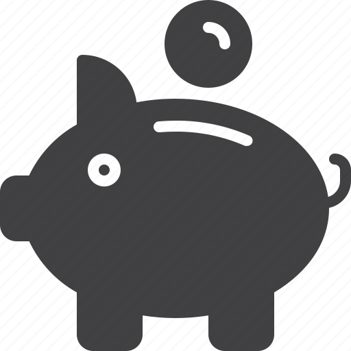 Bank, piggy, savings icon - Download on Iconfinder