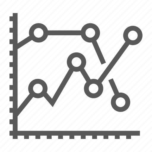 analytics, business, chart, data, development, diagram, graph icon