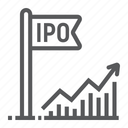 business, development, intial, ipo, market, offer, public icon