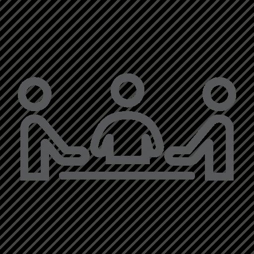 business, businessman, development, manager, partnership, teamwork icon
