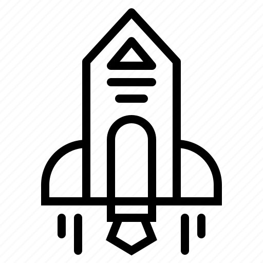 Rocket, ship, space, startup icon - Download on Iconfinder