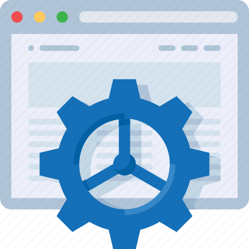 browser, interface, web, website icon