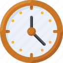 alarm, alert, clock, timer, wall icon