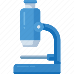 chemistry, education, microscope, research, science icon