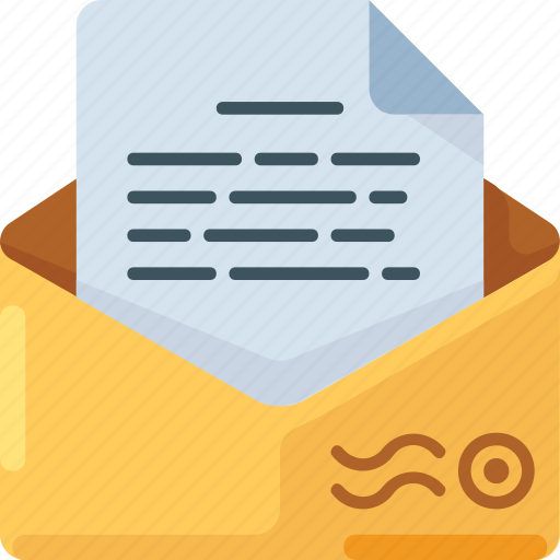 email, envelope, inbox, letter, mail, message, text icon
