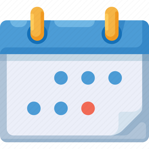calendar, date, day, month, time, watch icon