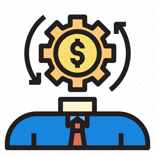 brainstrom, business, currency, investment, startup icon