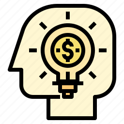 business, create, currency, idea, investment, startup icon