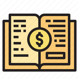 business, currency, investment, learning, make, money, startup icon