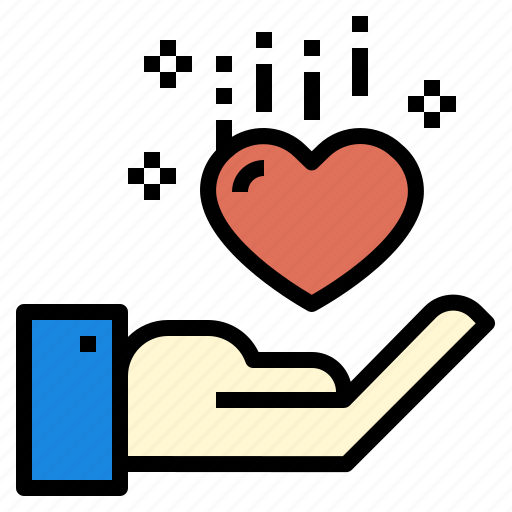business, currency, investment, love, passion, startup icon
