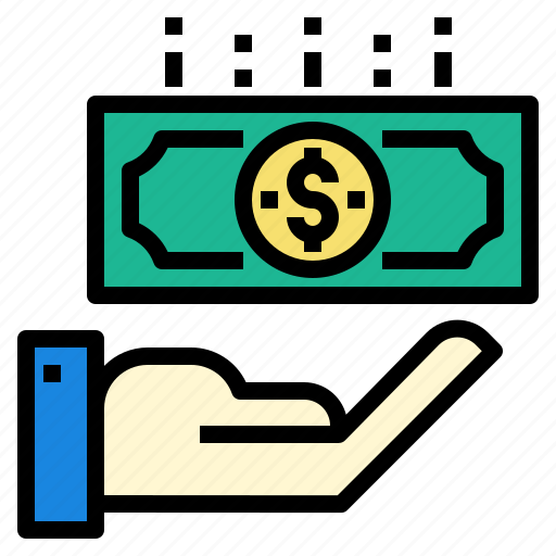 business, currency, investment, profit, startup icon