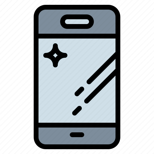 Cellphone, iphone, mobile, phone, screen, smartphone, touch icon - Download on Iconfinder