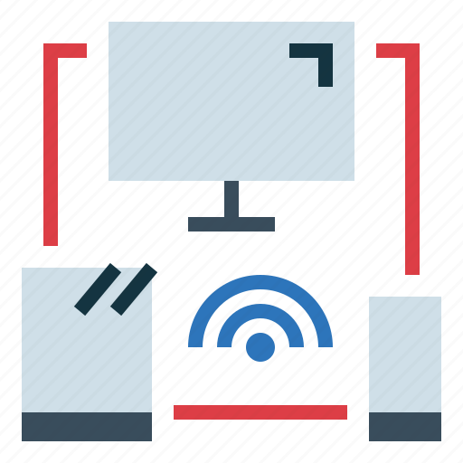 Computer, responsive, smartphone, tablet, technology icon - Download on Iconfinder