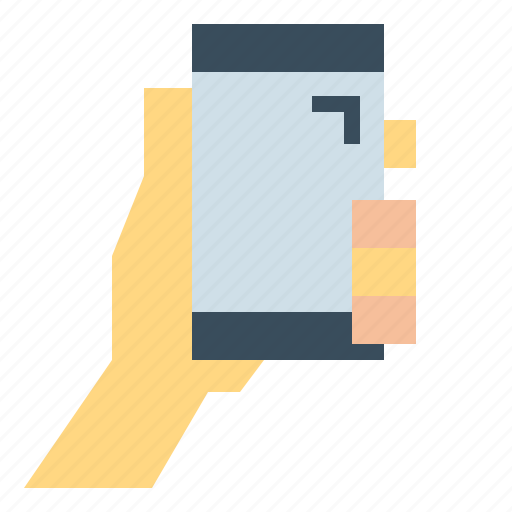 Cellphone, mobile, phone, screen, smartphone, technology, touch icon - Download on Iconfinder