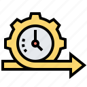 agile, methodology, scrum, sprint, strategy icon