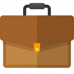 bag, briefcase, business, office, portfolio, suitcase, work icon