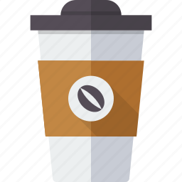 breakfast, coffe, cup, espresso, latte, starbucks, take away icon
