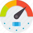 control, dashboard, gauge, growth, performance, speed, speedometer icon