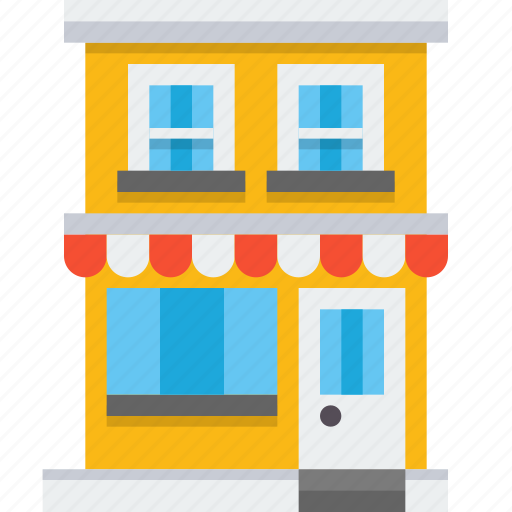 boutique, gallery, market, shop, shopping, store icon