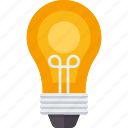 bulb, creative, electric, idea, lamp, light, lightbulb