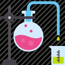 development, experiment, incubate, incubator, laboratory, research, startup icon