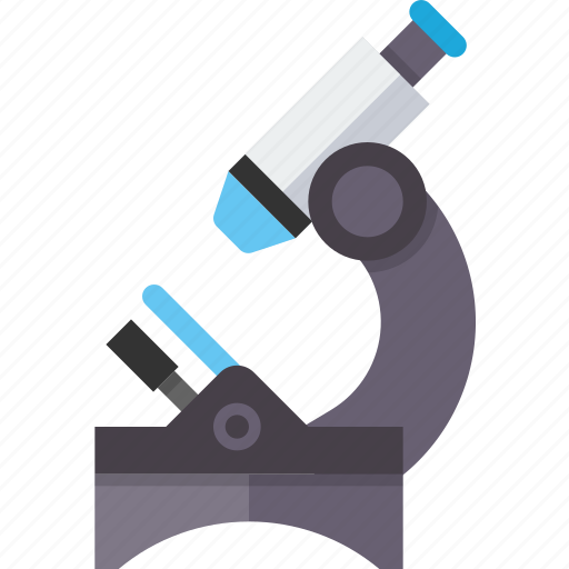 biological, experiment, lab, laboratory, microscope, research, science icon