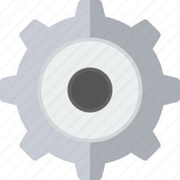 cog, configure, gear, option, preferences, setting icon