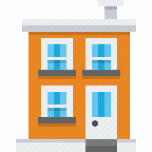 building, business, company, office, small, work, workplace icon