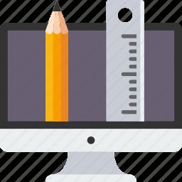 design, development, experience, interface, ui, user, web icon