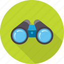 binocular, binoculars, explore, find, search, view icon
