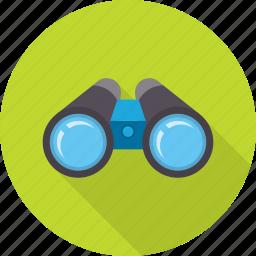 binocular, binoculars, explore, find, search, view icon