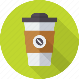breakfast, coffe, cup, espresso, latte, starbucks, take away icon
