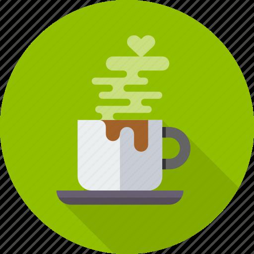 break, breakfast, coffee, cup, drink, espresseo, latte icon