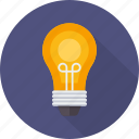 bulb, creative, electric, idea, lamp, light, lightbulb