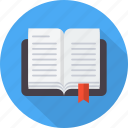 book, class, education, knowledge, school, study icon