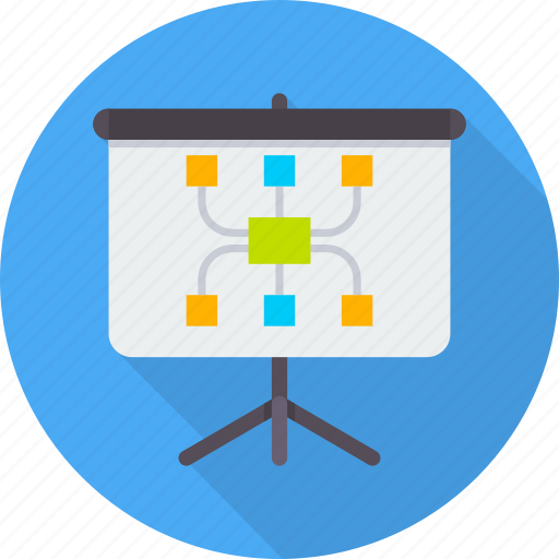 business, map, mind, mindmap, plan, planning, strategy icon