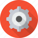cog, configure, gear, option, preferences, setting icon