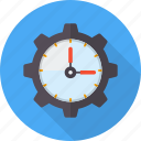 clock, control, management, optimization, schedule, time, timer icon