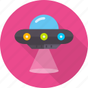 alien, fiction, ship, space, space ship, spacecraft, ufo icon