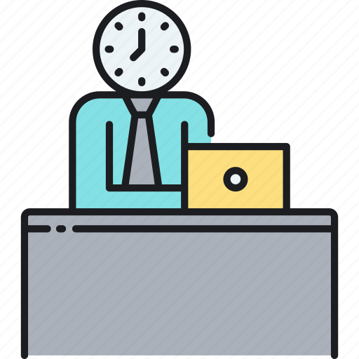 business hours, hours, working, working hours icon