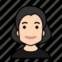 avatars, startup, casual, female, lady, woman