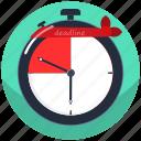 clock, deadline, development, project, time, timer, work