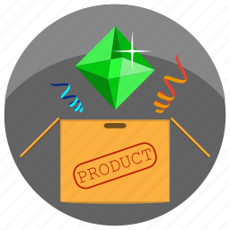 development, product, project, release, startup icon
