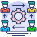 friends, team, teamwork, users