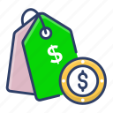 sell, sold, sold tag, tag icon