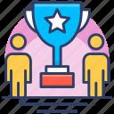award, reputation, top, victory icon