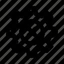 bureaucracy, decline, flow, process, settings, startup icon
